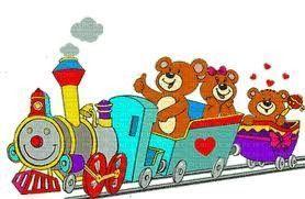 Tchou tchou le petit train centerblog - Tchou tchou le train ...