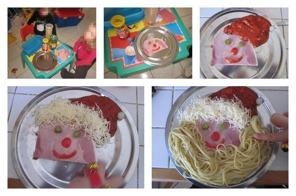 Le repas de no l le plat centerblog - Repas de noel enfant ...