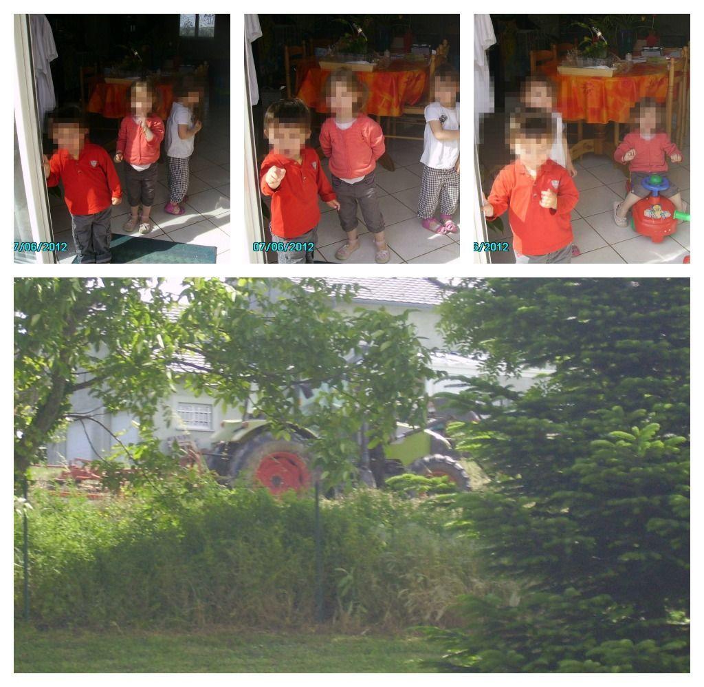 Vues des enfants page 4 for Au fond du jardin du michel